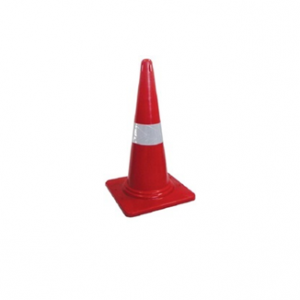 Safety Cones and chains