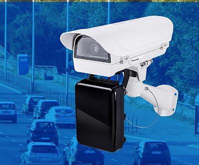 LPR - License Plate Reader cameras